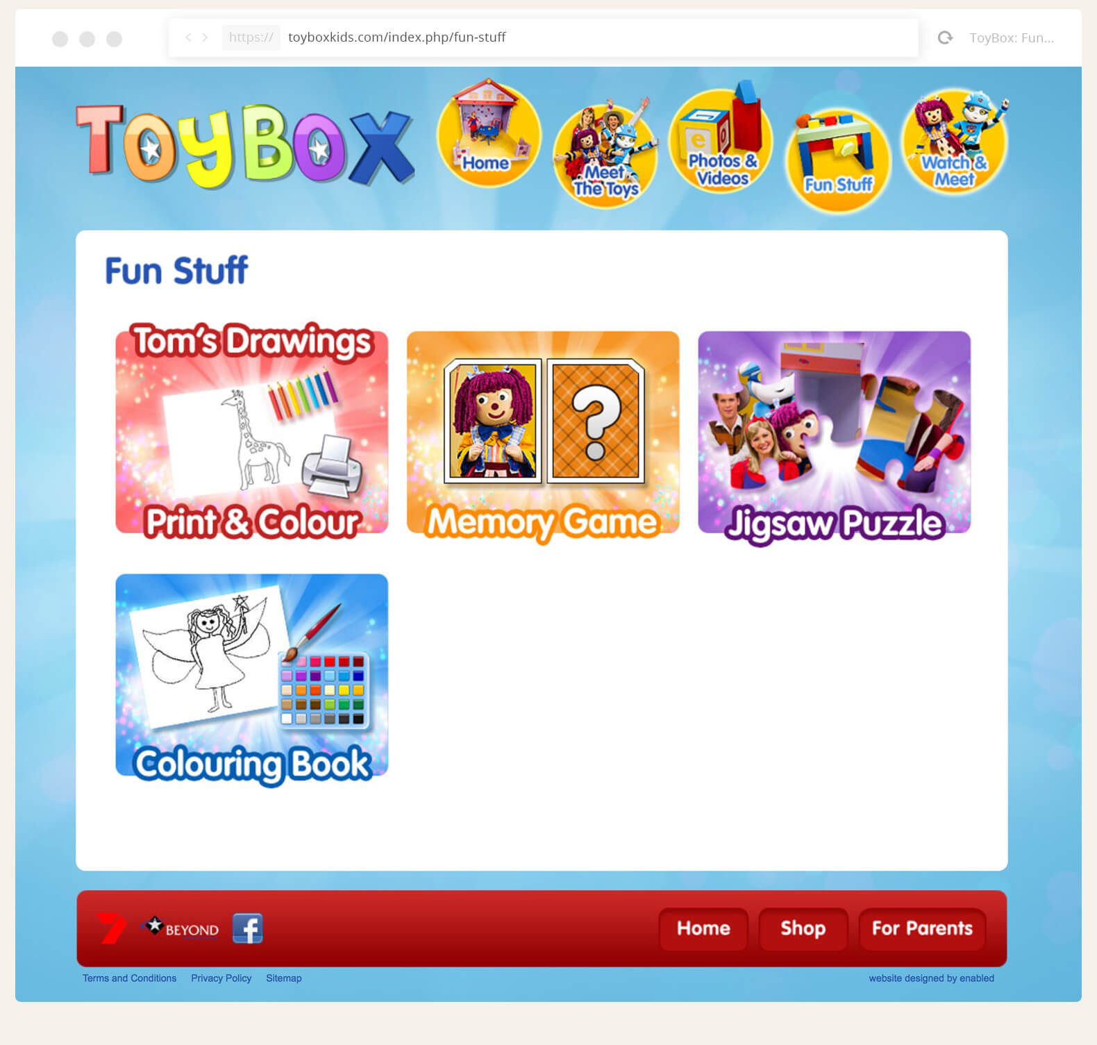 ToyBox - fun stuff