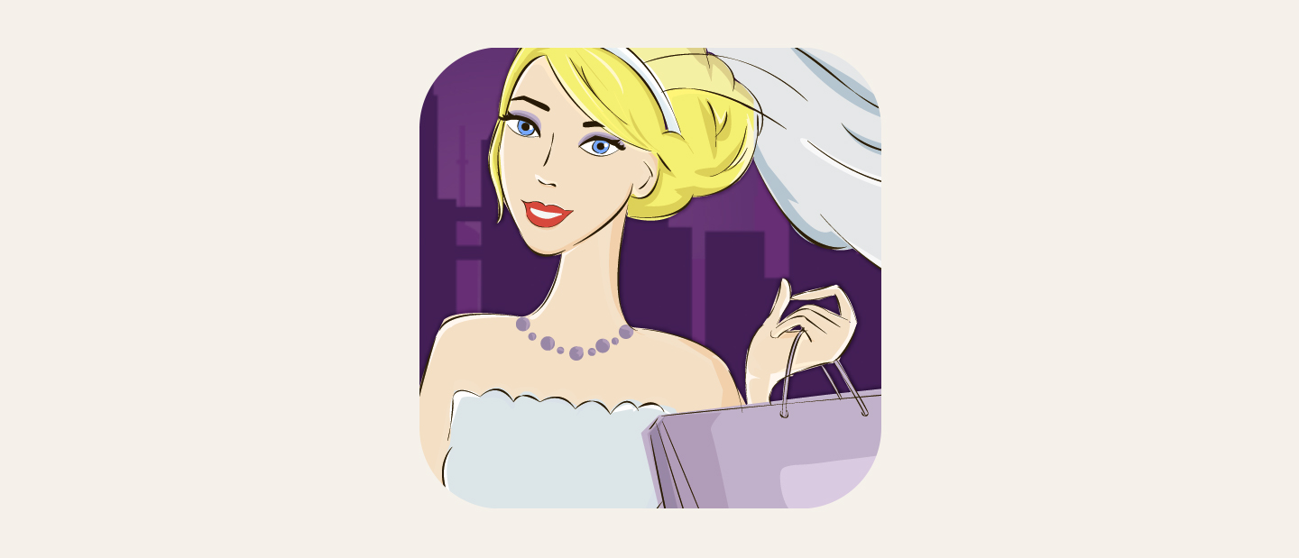 Wedding Girl - App Icon